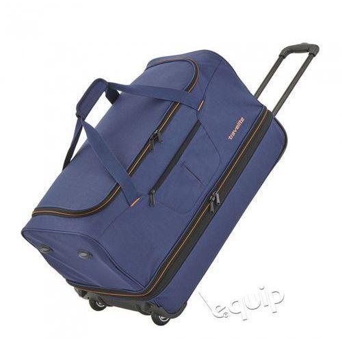 Torba podróżna Travelite Basics Doubledecker S - granatowy