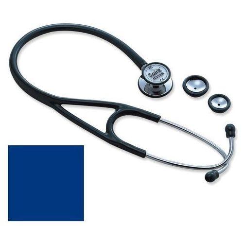 Stetoskop kardiologiczny SPIRIT Trisem Sprague 749PF 4w1 - burgundowy