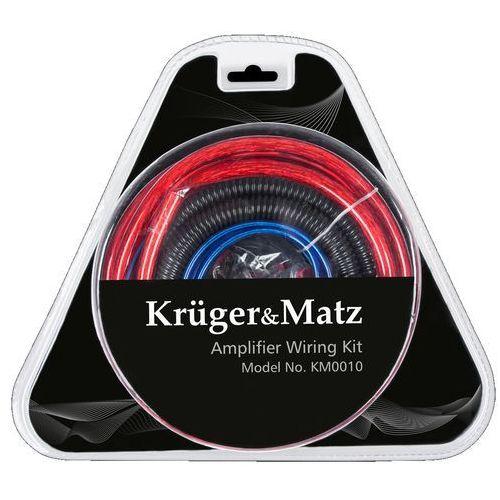 Zestaw montażowy KRUGER&MATZ do wzmacniaczy KM0010