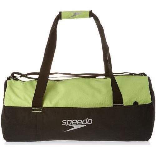 Speedo Torba sportowa duffel czarno-zielony + darmowy transport!
