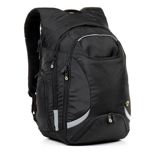 Plecak na notebook  top 161 a - black wyprodukowany przez Topgal