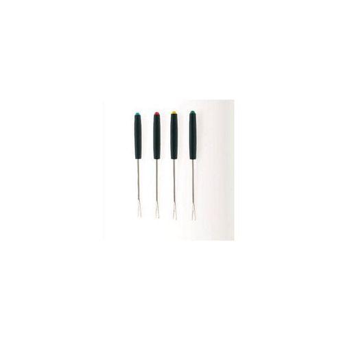 Kela - Sweet - 4 widelczyki do fondue (długość: 18 cm)