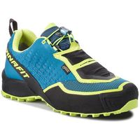 Buty DYNAFIT - Speed Mtn Gtx GORE-TEX 64036 Mykonos Blue/Lime Punch 8765, kolor niebieski