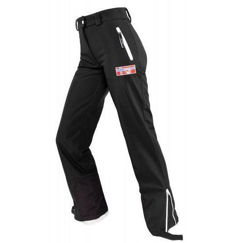 Spodnie narciarskie softshell RACEPANT damskie, 10012938