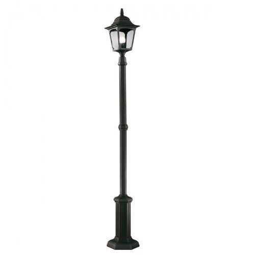 Elstead Zewnętrzna lampa ścienna chapel cpm1 ogrodowa oprawa klasyczny kinkiet elewacyjny outdoor ip44 czarny