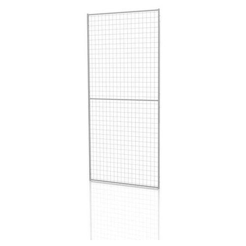 System ścianek działowych x-store, element ścienny, wys. 2200 mm, szer. elementu marki Axelent