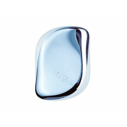 Tangle Teezer COMPACT STYLER Szczotka do każdego rodzaju włosów (BABY BLUE CHROME)
