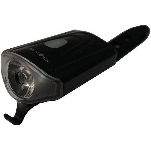 Olpran przednia lampka rowerowa ładowana przez kabel usb (8595243828709)