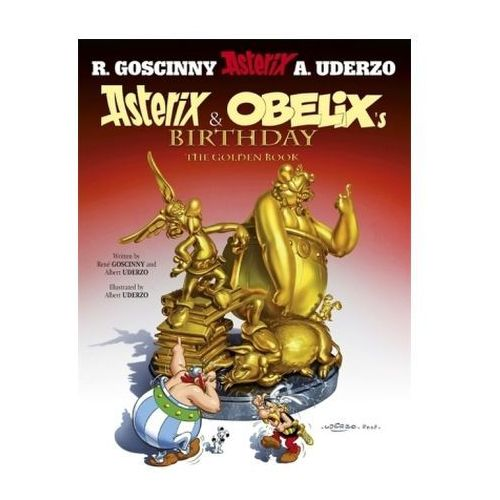 Asterix and Obelix's Birthday (9781444000955)