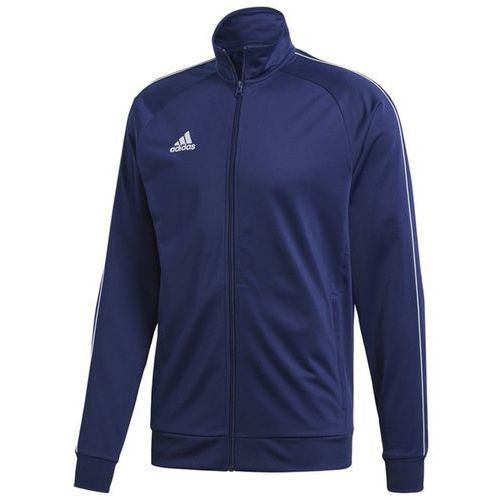 Bluza treningowa core 18 junior cv3577 marki Adidas