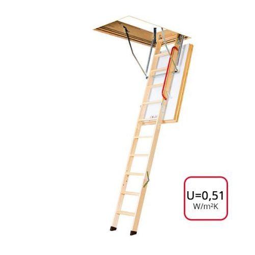 Schody strychowe Fakro LWT 60x120 - produkt z kategorii- Schody