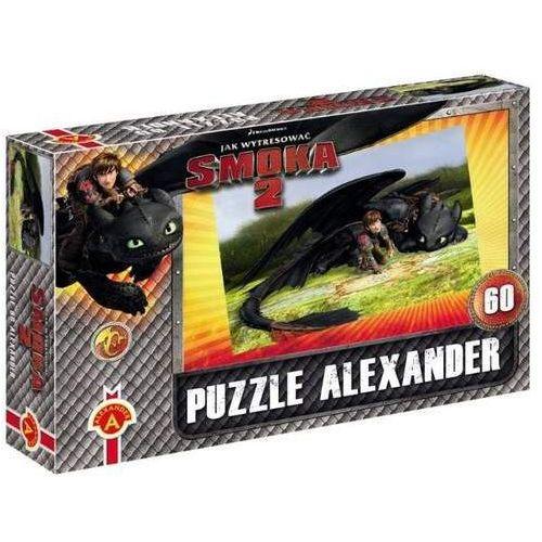 Alexander Puzzle jak wytresować smoka 2 grunt to plan (5906018010176)