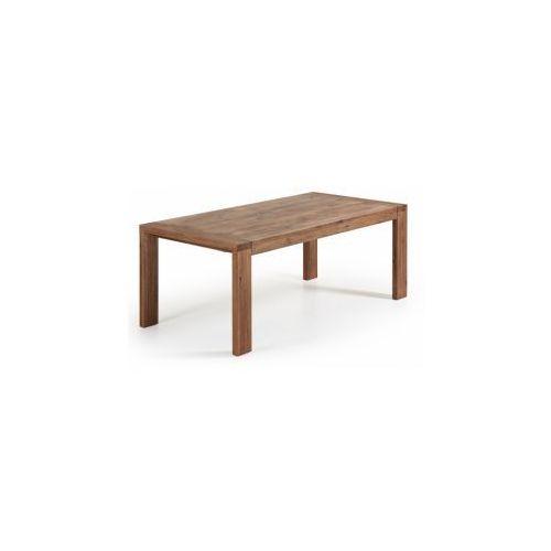 Laforma :: stół viana 200 (280) x 100 cm antyczne wykończenie