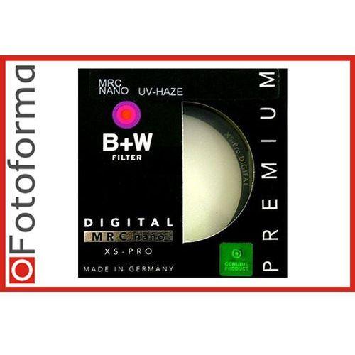 B+w Filtr  uv-haze xs-pro 62mm mrc nano (1066122) darmowy odbiór w 21 miastach! (4012240454747)