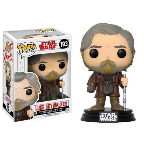 Figurka Funko Luke Skywalker - Pop! Vinyl: Filmy Gwiezdne Wojny: Ostatni Jedi