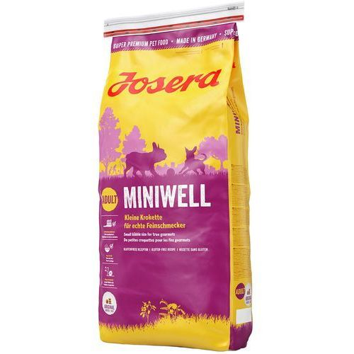 Josera miniwell adult 15kg marki Josera pies