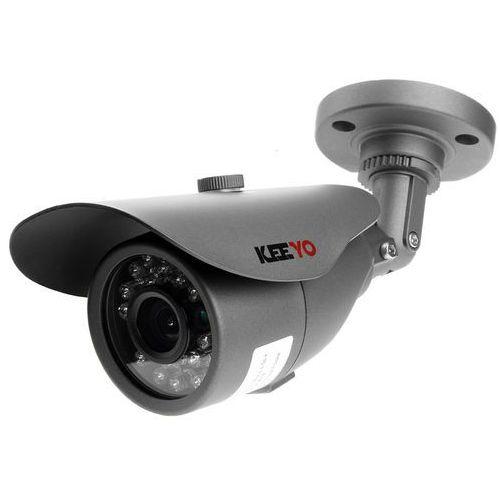 OKAZJA - Kamera Monitoring 720p 4W1 Zewnętrzna Tubowa KEEYO LV-AL20MT analogowa AHDM HDCVI HDTVI