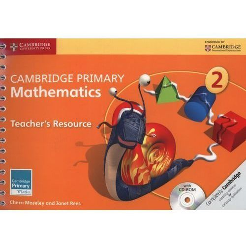 Cambridge Primary Mathematics Stage 2 Teacher's Resource With Cd-rom (276 str.)