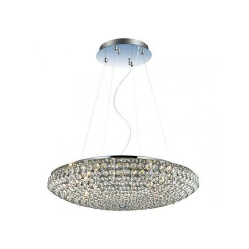 Ideal lux Lampa wisząca king sp12 cromo