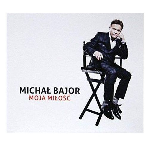 Sony music entertainment Moja miłość - michał bajor (płyta cd) (0888751409521)