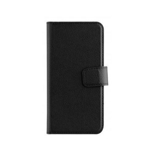Etui XQISIT Slim Wallet Selection dla Samsung Galaxy A5 (2017) Czarny z kategorii Futerały i pokrowce do telefonów