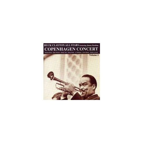 Steeple chase Copenhagen concert vol. 2 (0716043600724)