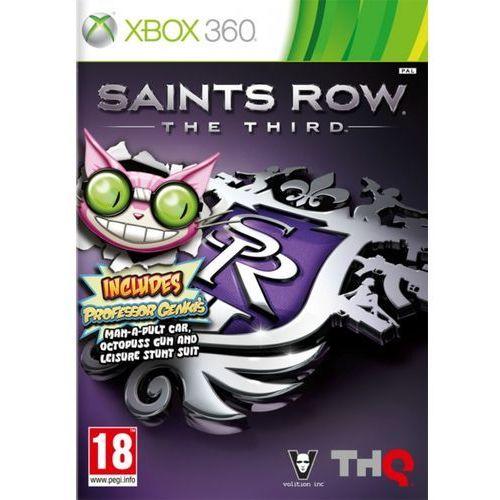 OKAZJA - Saints Row The Third (Xbox 360)