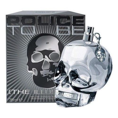 Police To Be The Illusionist Men 75ml EdT