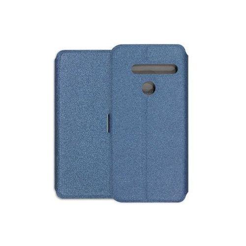 Etuo wallet book Lg g8 thinq - etui na telefon wallet book - granatowy