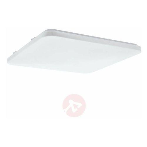 Eglo Frania 98447 plafon lampa sufitowa oprawa 1x49W LED biała, kolor Biały