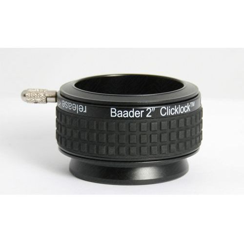 """Adapter Baader 2"""" ClickLock Clamp S57 / Newton Ring-Dovetail (Cel / SkyWatcher)"""