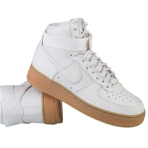 sportswear tenisówki i trampki wysokie phantom/light iron ore/gum medium brown marki Nike