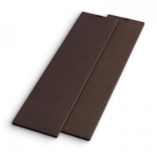 NUMAN RETROSPECTIVE 1977 MKII Para osłon kolumny stojącej kolor czarno-brązowy