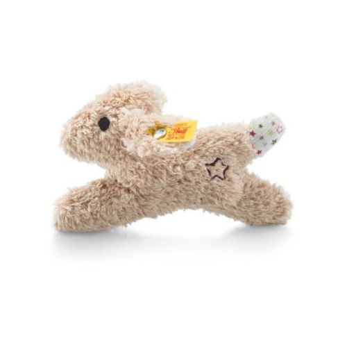 Steiff  mini króliczek szeleszczący z grzechotką, 11 cm