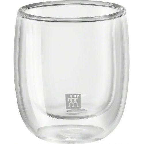 Zwilling j.a.henckels Zwilling sorrento zestaw szklanek ze szkła dwuściennego 80ml 2el.