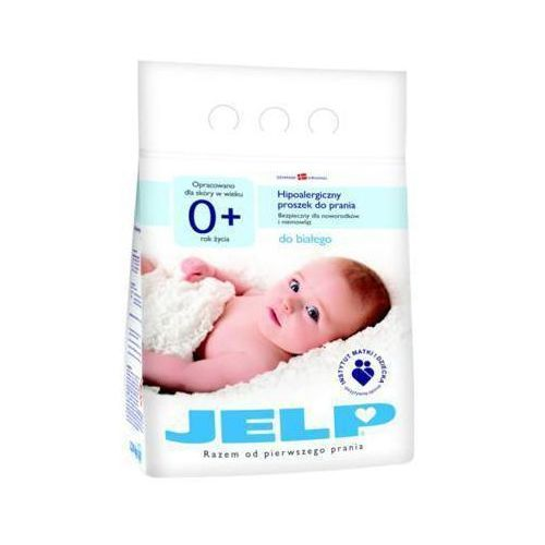 Jelp 2,24kg hipoalergiczny proszek do prania białych tkanin 0m+ marki Danlind