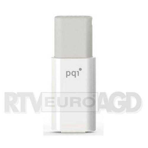 Pamięć PQI Travelling Disk U176L 8GB Biało-szary, 6176-008GR3001