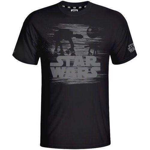 Koszulka GOOD LOOT Star Wars AT-AT (rozmiar M) Czarny + Zamów z DOSTAWĄ W PONIEDZIAŁEK!