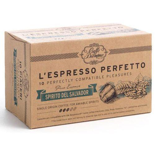 Diemme anima del salvador 10 kapsułek do nespresso marki Nespresso kapsułki