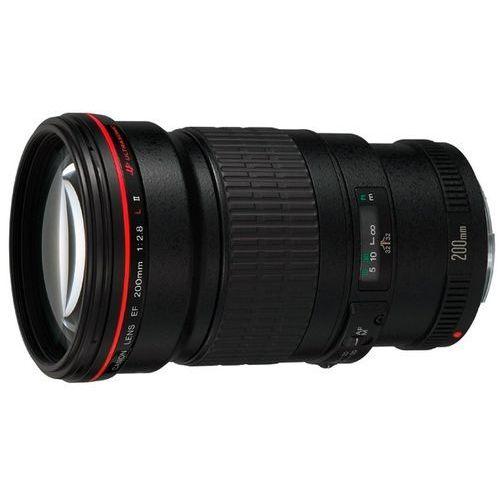 Canon 200 mm f/2.8L EF II USM - Cashback 430 zł przy zakupie z aparatem! - sprawdź w wybranym sklepie