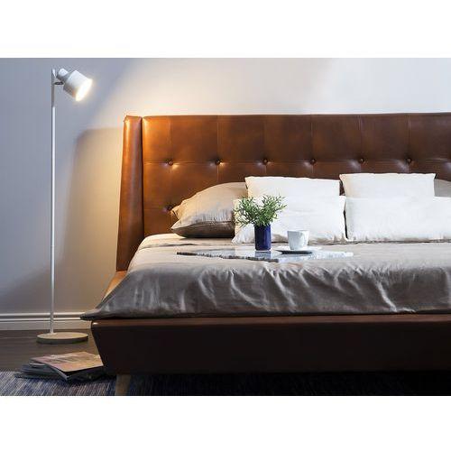 Lampa stojąca biała 123 cm CORBONES