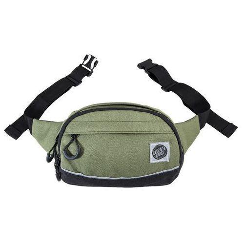 nerka SANTA CRUZ - Pusher Waist Pack Military (MILITARY ) rozmiar: OS