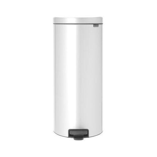 Brabantia - Kosz pedałowy NewIcon 30 L Biały