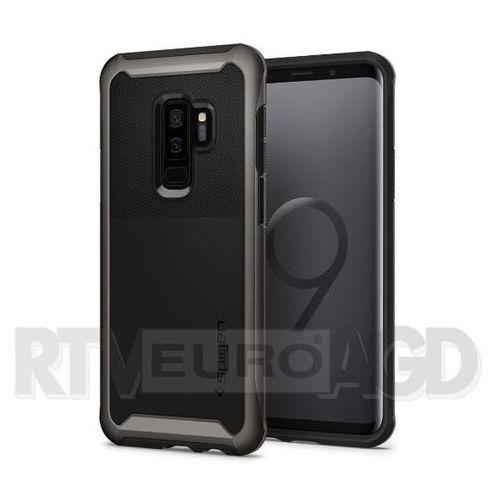 Etui SPIGEN Neo Hybrid Urban do Samsung Galaxy S9 Plus Stalowo-szary, 593CS22974