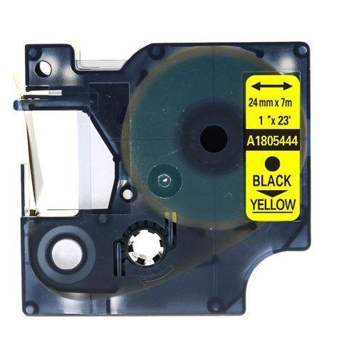 Dymo Rhino 1805444 rurka termokurczliwa żółta 24mm zamiennik