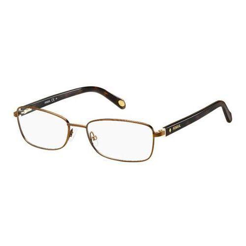 Okulary korekcyjne  fos 6000 xk4 marki Fossil