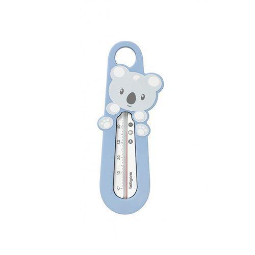 Termometr do wody niebieski koala 5o37dk marki Babyono