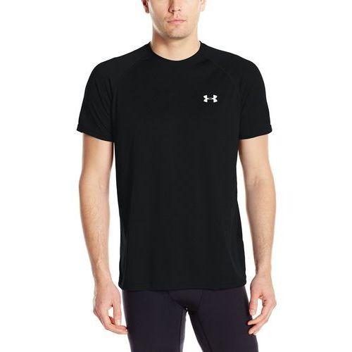 Under Armour męski T-shirt Fitness UA Tech Tee, czarny, m (0780742464086)