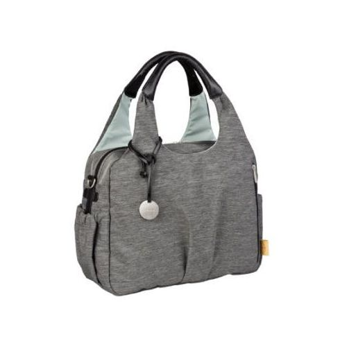 LÄSSIG Torba na akcesoria do przewijania Green Label Global Bag Ecoya anthracite (4042183336497)