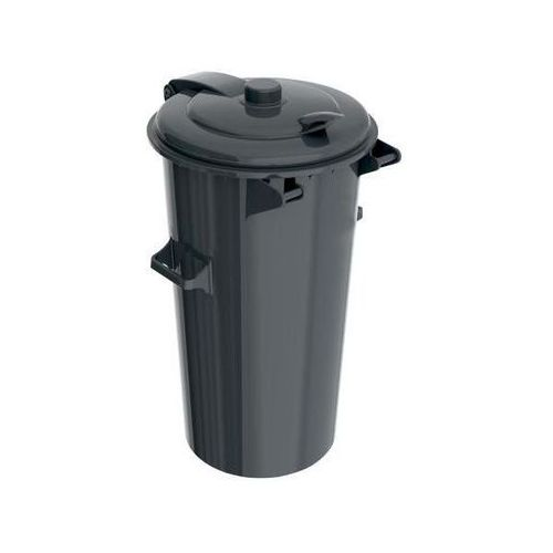 Schaefer group Systemowy pojemnik na odpady z tworzywa, poj. 110 l, antracyt, dostawa od 5 szt.